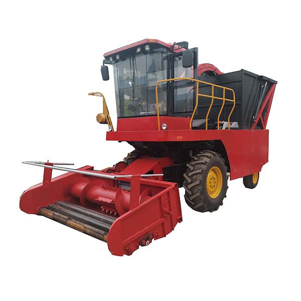 地滚刀玉米秸秆青储机