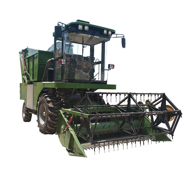 小麦割台玉米青储机
