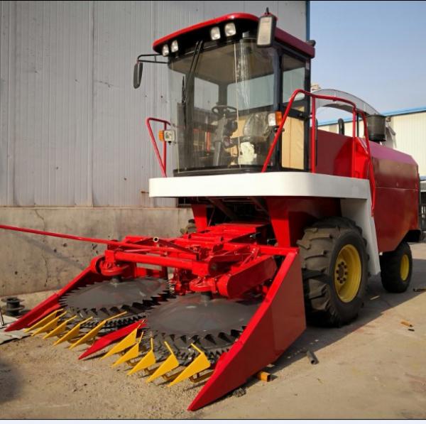 9QZS-2650玉米秸秆青储机