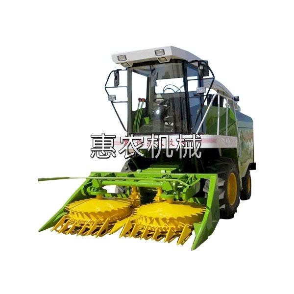 玉米联合青储收割机