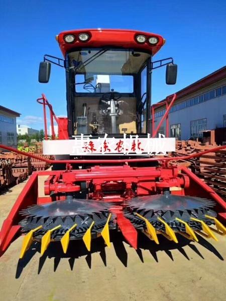青贮玉米收割机